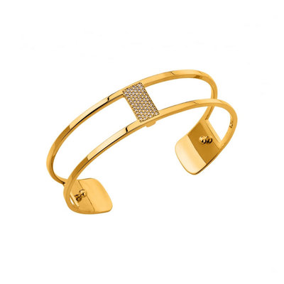 Les Georgettes Barrette armband small - goud