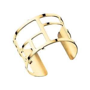 Les Georgettes Labyrinth armband large - goud