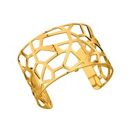 Les Georgettes Giraffe armband large - goud